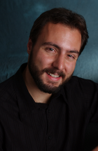 Headshot of Robert Glaubitz - creator and maintainer of The Aria Database